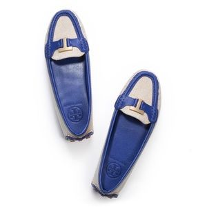 Tory Burch Casey Driver Loafers
